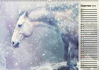 Traumpferde. Lichtvolle Märchenbilder (Wandkalender 2019 DIN A2 quer) - Produktdetailbild 12