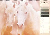 Traumpferde. Lichtvolle Märchenbilder (Wandkalender 2019 DIN A3 quer) - Produktdetailbild 11