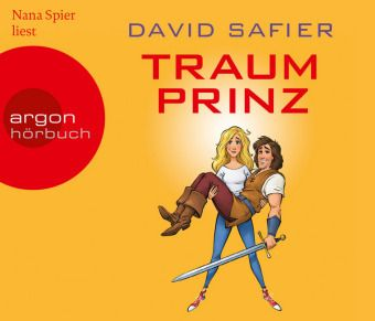 Traumprinz, 6 Audio-CD, David Safier
