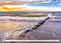 Traumstrände an Deutschlands Küsten (Wandkalender 2019 DIN A4 quer) - Produktdetailbild 5