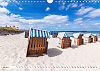 Traumstrände an Deutschlands Küsten (Wandkalender 2019 DIN A4 quer) - Produktdetailbild 7