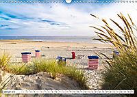 Traumstrände an Deutschlands Küsten (Wandkalender 2019 DIN A3 quer) - Produktdetailbild 1
