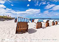 Traumstrände an Deutschlands Küsten (Wandkalender 2019 DIN A3 quer) - Produktdetailbild 7