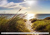 Traumstrände an Deutschlands Küsten (Wandkalender 2019 DIN A3 quer) - Produktdetailbild 2