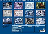 Traumverwandte Einhörner (Wandkalender 2019 DIN A2 quer) - Produktdetailbild 13