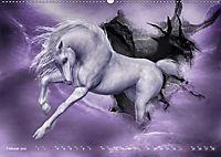 Traumverwandte Einhörner (Wandkalender 2019 DIN A2 quer) - Produktdetailbild 2
