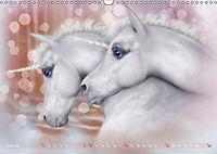 Traumverwandte Einhörner (Wandkalender 2019 DIN A3 quer) - Produktdetailbild 6