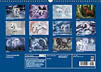 Traumverwandte Einhörner (Wandkalender 2019 DIN A3 quer) - Produktdetailbild 13