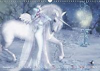 Traumverwandte Einhörner (Wandkalender 2019 DIN A3 quer) - Produktdetailbild 12