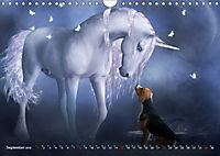 Traumverwandte Einhörner (Wandkalender 2019 DIN A4 quer) - Produktdetailbild 9