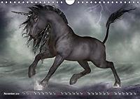 Traumverwandte Einhörner (Wandkalender 2019 DIN A4 quer) - Produktdetailbild 11
