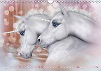 Traumverwandte Einhörner (Wandkalender 2019 DIN A4 quer) - Produktdetailbild 6