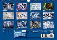 Traumverwandte Einhörner (Wandkalender 2019 DIN A4 quer) - Produktdetailbild 13