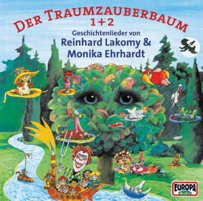 Traumzauberbaum Box, Reinhard Lakomy, Monika Ehrhardt