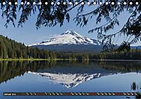 Traumziel Oregon (Tischkalender 2019 DIN A5 quer) - Produktdetailbild 1