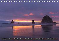 Traumziel Oregon (Tischkalender 2019 DIN A5 quer) - Produktdetailbild 3