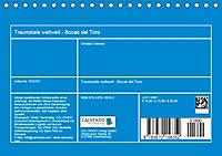 Traumziele weltweit - Bocas del Toro (Tischkalender 2019 DIN A5 quer) - Produktdetailbild 13