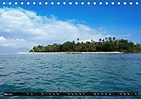 Traumziele weltweit - Bocas del Toro (Tischkalender 2019 DIN A5 quer) - Produktdetailbild 5