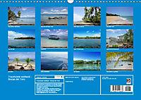 Traumziele weltweit - Bocas del Toro (Wandkalender 2019 DIN A3 quer) - Produktdetailbild 13