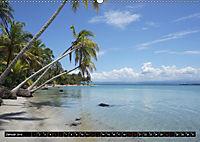Traumziele weltweit - Bocas del Toro (Wandkalender 2019 DIN A2 quer) - Produktdetailbild 1