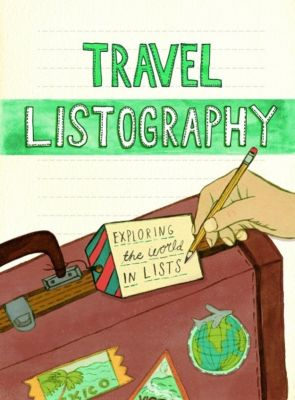 Travel Listography, Lisa Nola