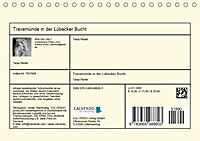 Travemünde in der Lübecker Bucht (Tischkalender 2019 DIN A5 quer) - Produktdetailbild 13