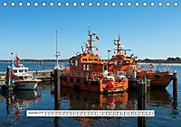 Travemünde in der Lübecker Bucht (Tischkalender 2019 DIN A5 quer) - Produktdetailbild 11