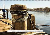 Travemünde in der Lübecker Bucht (Wandkalender 2019 DIN A2 quer) - Produktdetailbild 2