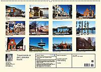 Travemünde in der Lübecker Bucht (Wandkalender 2019 DIN A2 quer) - Produktdetailbild 13