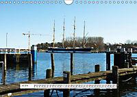 Travemünde in der Lübecker Bucht (Wandkalender 2019 DIN A4 quer) - Produktdetailbild 7