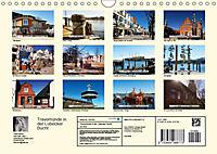 Travemünde in der Lübecker Bucht (Wandkalender 2019 DIN A4 quer) - Produktdetailbild 13