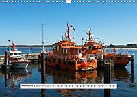Travemünde in der Lübecker Bucht (Wandkalender 2019 DIN A3 quer) - Produktdetailbild 11
