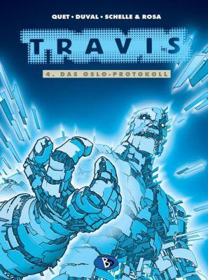 Travis: Bd.4 Das Oslo-Protokoll, Fred Duval