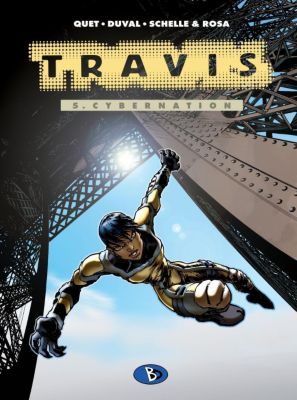 Travis: Bd.5 Cybernation, Fred Duval