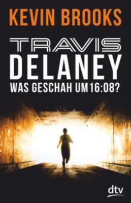 Travis Delaney - Was geschah um 16:08?, Kevin Brooks