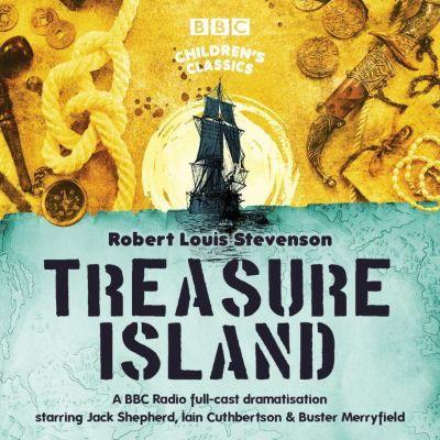 Treasure Island, 2 Audio-CDs, Robert Louis Stevenson