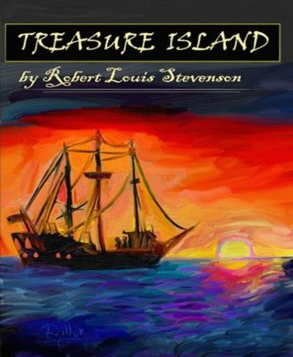 Treasure Island, Robert Louis Stevenson