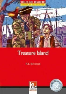 Treasure Island, Class Set, R. L. Stevenson, David A. Hill