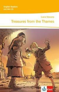 Treasures from the Thames, m. Audio-CD, Lucie Stevens