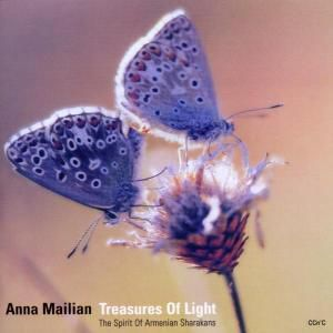Treasures Of Light, Anna Mailian