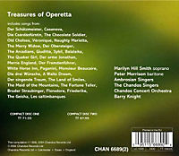 Treasures Of Operetta - Produktdetailbild 1
