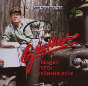 Trecker, Typen, Tränenbleche, Dietmar Wischmeyer