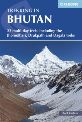 Trekking in Bhutan, Bart Jordans