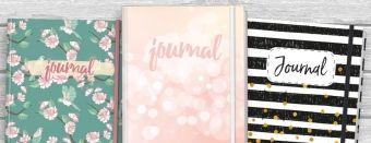 Trendstuff Journal Notizbuch A5 sort.(3) Gummiband, Standard sortiert, Andreas Reiter, Stefan Klingberg