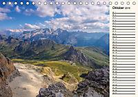 Trentino - Von den Dolomiten bis zum Gardasee (Tischkalender 2019 DIN A5 quer) - Produktdetailbild 10