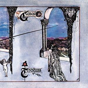 Trespass (2018 Reissue Vinyl), Genesis