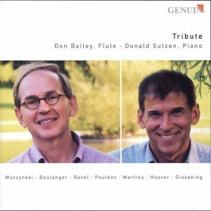 Tribute, Don Bailey, Donald Sulzen