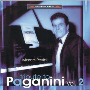 Tribute To Paganini (Vol.2), Marco Pasini