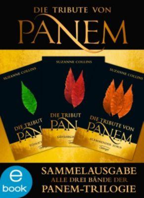 Tribute von Panem: Die Tribute von Panem. Gesamtausgabe, Suzanne Collins