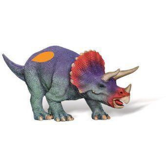 Triceratops, tiptoi Spielfigur mit Steuerungskarte